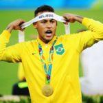 Neymar - 100 percent Jesus Headband