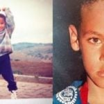 Neymar' Childhood Photos