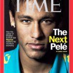 Neymar - TIME Magazine