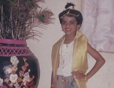 PV Sindhu In Her Childhood