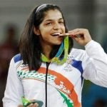 Sakshi Malik Height, Weight, Age, Biography, Husband, Caste & More