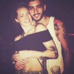 Zayn Malik And Lauren Rich