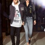 Zayn Malike with Gigi Hadid