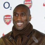 Sol Campbell dated Martina Hingis