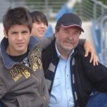 Alvaro with his Father Alfonso