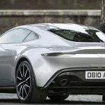 Aston Martin and James Bond