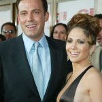 Ben Affleck with Jennifer Lopez
