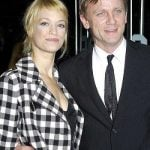 Daniel Craig with Heike Makatsch