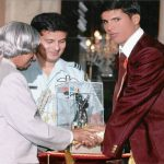 Devendra Jhajharia with Arjuna Award