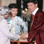 Devendra Jhajharia with Arjuna Award
