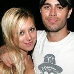 Enrique and Aanna Kournikova
