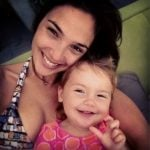 Gal Gadot with her Daughter Alma