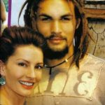 Jason Momoa & Simmone Jade Mackinnon