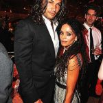Jason Momoa with Jason Lisa Banot