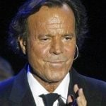 Julio Iglesias father of Enrique