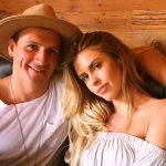 Kayla Reid with her boyfriend Ryan Lochte