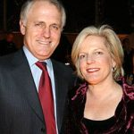 Maclolm and Lucy Turnbull