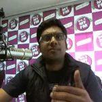 Manan Desai as RJ