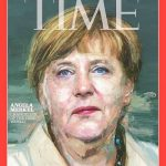 Merkel Time person of the year