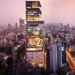 Mukesh Ambani house Antilia