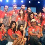 Nandish Sandhu BCL team Ahmedabad Express