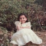 Nimrat Khaira's childhood picture