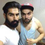 Parmish Verma and Ninja