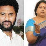 Prabhu Deva with His Wife Latha