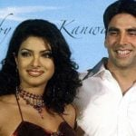Priyanka Chopra affair with Akshay Kumar