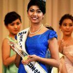 Priyanka Yoshikawa Miss Japan 2016