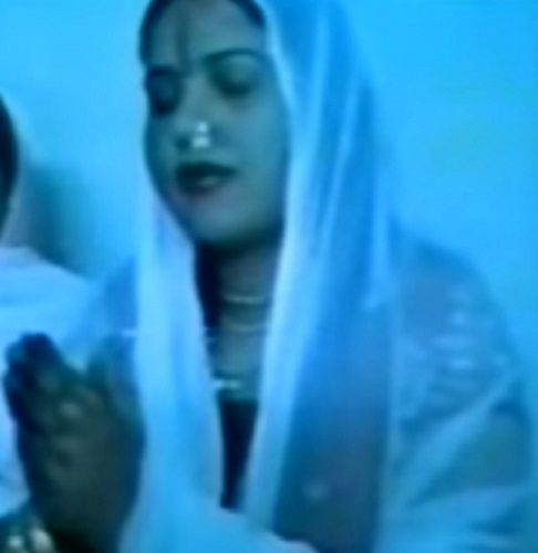 Radhe Maa in Her Younger Days