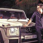 Ranbir Kapoor Mercedes G63