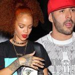 Rihanna with Karim