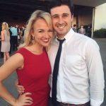 Savvy Shields with her boyfriend