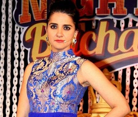 Shruti Seth Profile