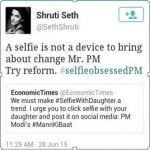 Shruti Seth controversial tweet