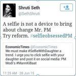 Shruti Seth controversial tweet