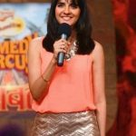 Shruti Seth hosting comedy circus