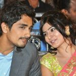 Siddharth with his Ex-girlfriend Samantha