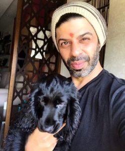 Ssumier Pasricha loves dogs