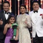 Swasti Nitya winner of India Best Dramebaaz