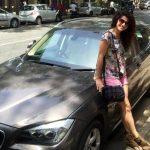 Taapsee Pannu BMW