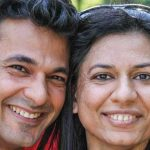 vikas-khanna-with-his-sister-radhika