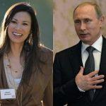 Vladimir Putin rumored dating Wendi Murdoch