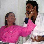 Abhishek Bachchan with Rani Mukherji
