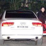 Aishwarya Rai Audi A8