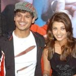 Aishwarya Rai with Ex-boyfriend Vivek Oberoi