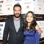 Ajay Devgn With His Daughter Nysa