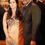 Ajay Devgn With His Wife Kajol
