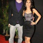 Alex with his wife Sweta Keswani